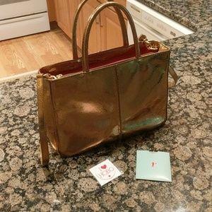 Hobo Brand Bronze bag